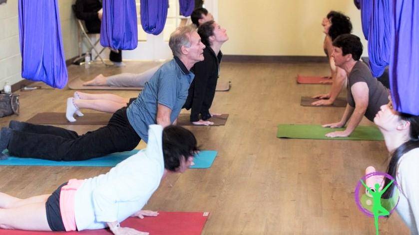 Mixed Yin Yoga