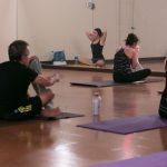 yin yoga, hot yoga
