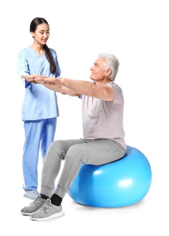 Hot yoga rehab physiotherapy